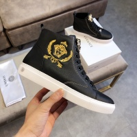 Versace High Tops Shoes For Men #537313