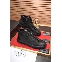 Prada High Tops Shoes For Men #537334