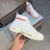Prada High Tops Shoes For Men #537335