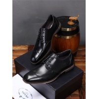 Prada Leather Shoes For Men #537337