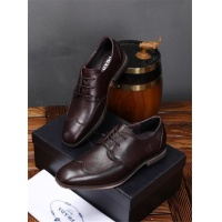 Prada Leather Shoes For Men #537338