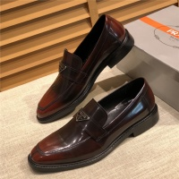 Prada Leather Shoes For Men #537342