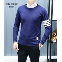 Thom Browne TB Sweaters Long Sleeved O-Neck For Men #537483