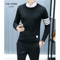 Thom Browne TB Sweaters Long Sleeved O-Neck For Men #537484