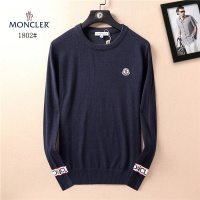 Moncler Sweaters Long Sleeved O-Neck For Men #537498