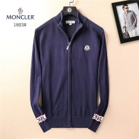 Moncler Sweaters Long Sleeved Zipper For Men #537502
