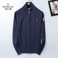 Moncler Sweaters Long Sleeved Zipper For Men #537504
