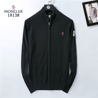Moncler Sweaters Long Sleeved Zipper For Men #537505
