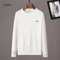 Christian Dior Sweaters Long Sleeved O-Neck For Men #537533
