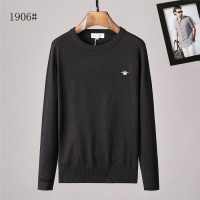 Christian Dior Sweaters Long Sleeved O-Neck For Men #537534