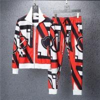 Moncler Tracksuits Long Sleeved Zipper For Men #537573