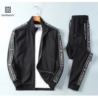Givenchy Tracksuits Long Sleeved Zipper For Men #537762