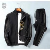 Versace Tracksuits Long Sleeved Zipper For Men #537764