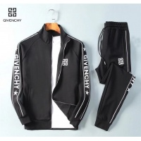 Givenchy Tracksuits Long Sleeved Zipper For Men #537772