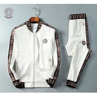 Versace Tracksuits Long Sleeved Zipper For Men #537776