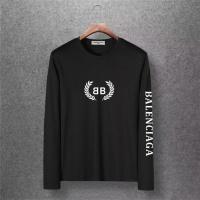 Balenciaga T-Shirts Long Sleeved O-Neck For Men #538078