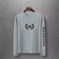 Balenciaga T-Shirts Long Sleeved O-Neck For Men #538081