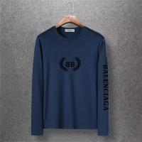 Balenciaga T-Shirts Long Sleeved O-Neck For Men #538083