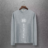 Balenciaga T-Shirts Long Sleeved O-Neck For Men #538091