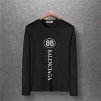 Balenciaga T-Shirts Long Sleeved O-Neck For Men #538092
