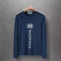 Balenciaga T-Shirts Long Sleeved O-Neck For Men #538093