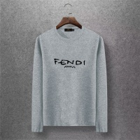 Fendi T-Shirts Long Sleeved O-Neck For Men #538106