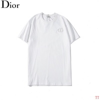 Christian Dior T-Shirts For Unisex Short Sleeved O-Neck For Unisex #538272
