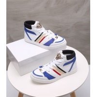 Versace High Tops Shoes For Men #538406