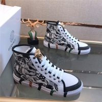 Versace High Tops Shoes For Men #538411