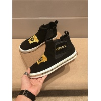 Versace High Tops Shoes For Men #538419