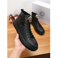 Versace High Tops Shoes For Men #538424