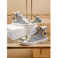 Versace High Tops Shoes For Men #538427