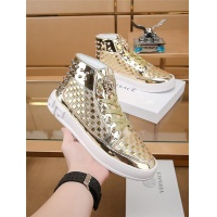 Versace High Tops Shoes For Men #538437
