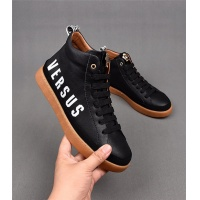 Versace High Tops Shoes For Men #538441