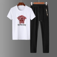 Versace Tracksuits Short Sleeved O-Neck For Men #538477