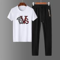 Versace Tracksuits Short Sleeved O-Neck For Men #538478