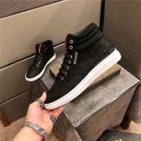 Prada High Tops Shoes For Men #538488