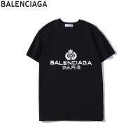 Balenciaga T-Shirts For Unisex Short Sleeved O-Neck For Unisex #538550