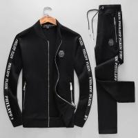 Philipp Plein PP Tracksuits Long Sleeved Zipper For Men #538893