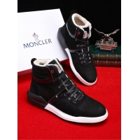 Moncler High Tops Shoe For Men #539093