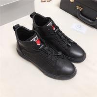 Prada High Tops Shoes For Men #539364