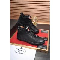 Prada High Tops Shoes For Men #539644