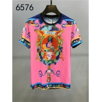 Versace T-Shirts Short Sleeved O-Neck For Men #540394