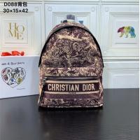 Dior AAA Quality Backpacks #540708