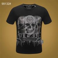 Philipp Plein PP T-Shirts Short Sleeved O-Neck For Men #540957