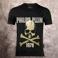 Philipp Plein PP T-Shirts Short Sleeved O-Neck For Men #540965