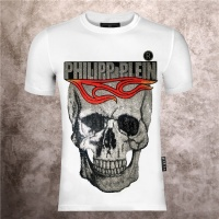 Philipp Plein PP T-Shirts Short Sleeved O-Neck For Men #540970