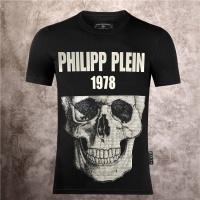 Philipp Plein PP T-Shirts Short Sleeved O-Neck For Men #541002