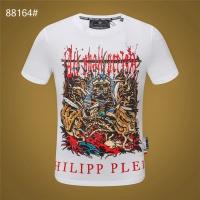Philipp Plein PP T-Shirts Short Sleeved O-Neck For Men #541034