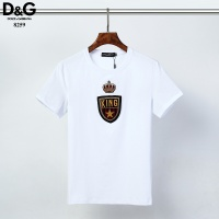 Dolce & Gabbana D&G T-Shirts Short Sleeved O-Neck For Men #541051